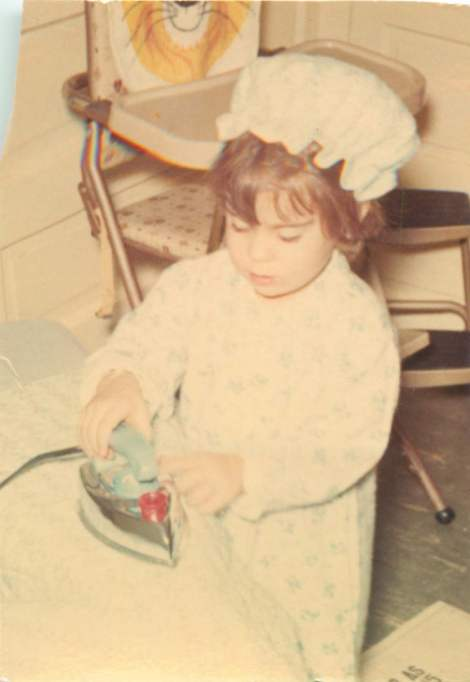 Amanda ironing 1968_2
