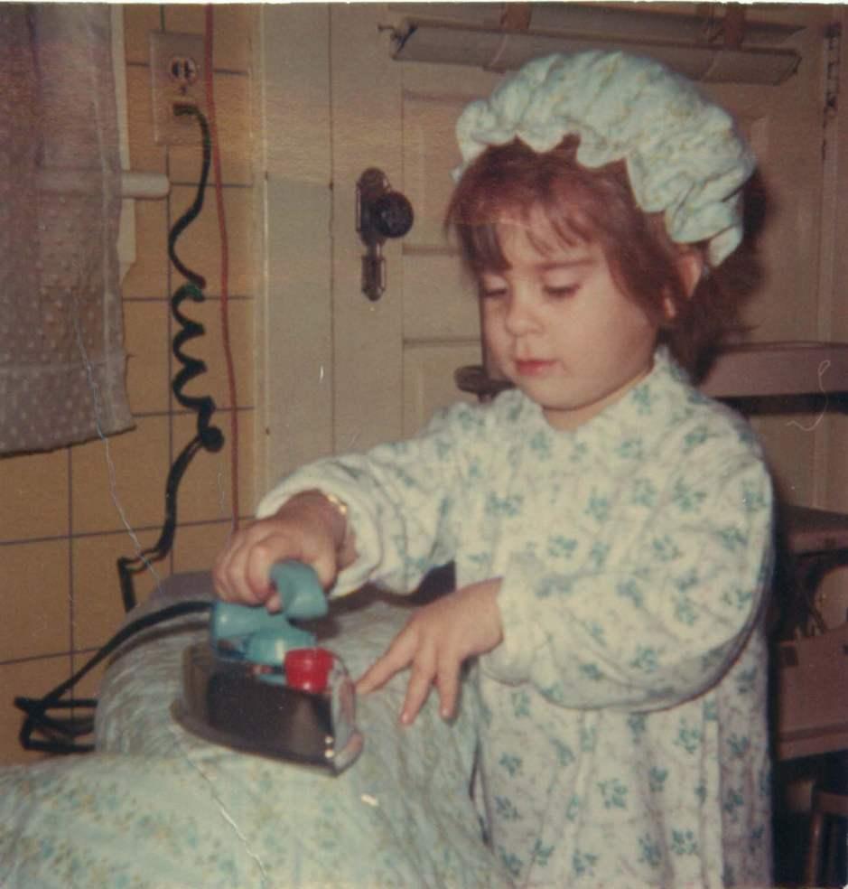 Amanda ironing 1968_3