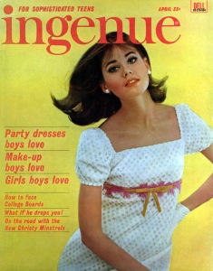 IngenueCover_Apr1965_