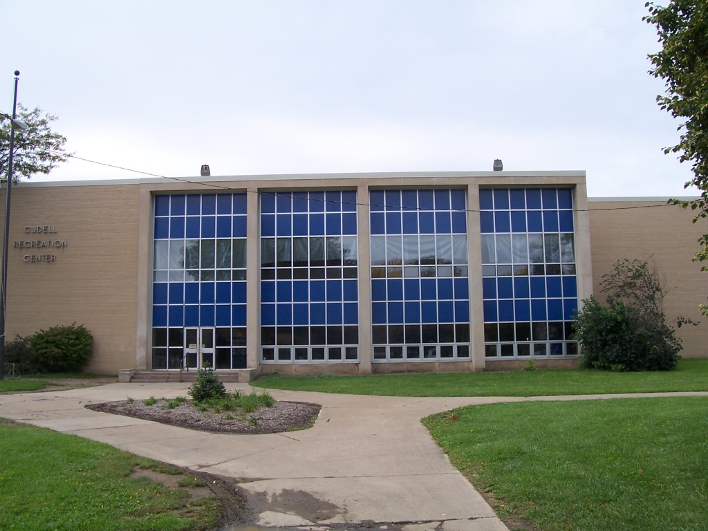 picture of Cudell recreation center