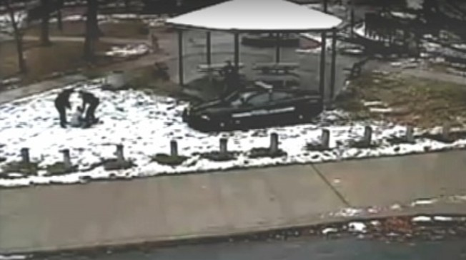 Video shows Tamir Rice shooting aftermath